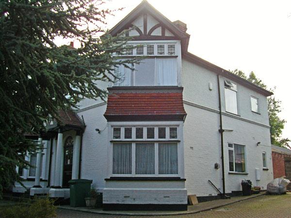 Former Derbyshire Care Home