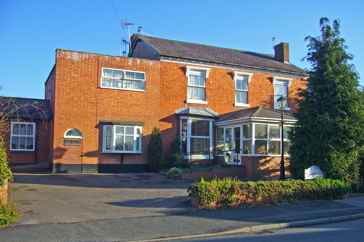 St. Martins Care Home for the Elderly