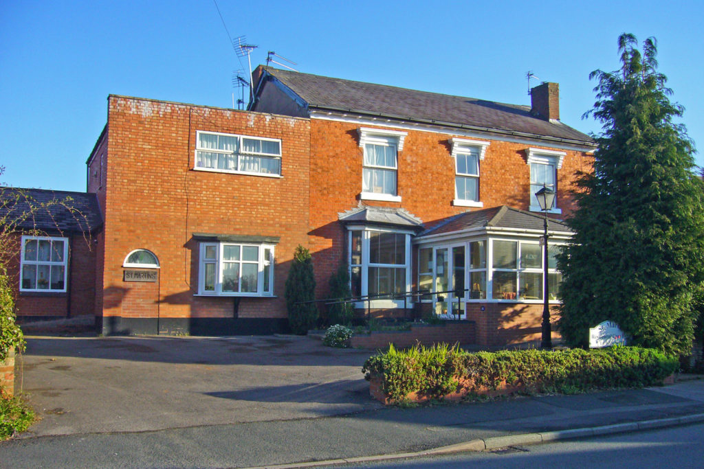 Worcestershire Care Home Sold by DC Care