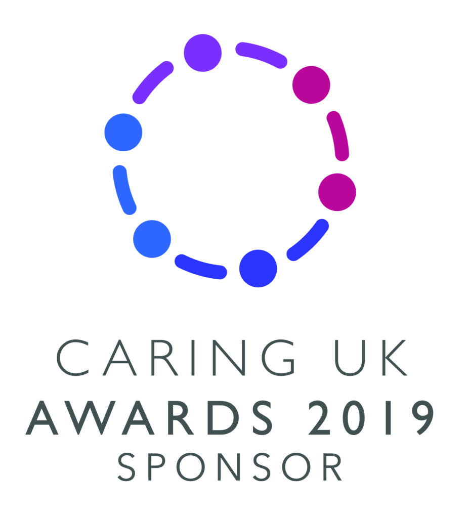 We are proud to sponsor the 2019 Caring UK Awards