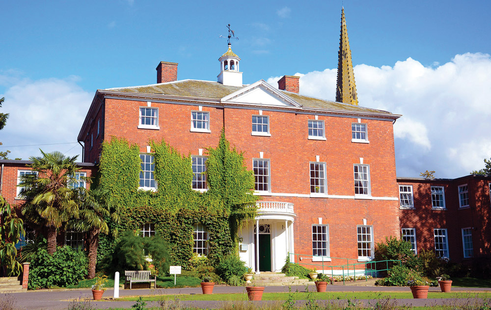 DC Care Sells Gosberton House, Lincolnshire